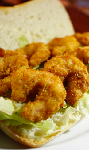 Shrimp Po Boy (1)