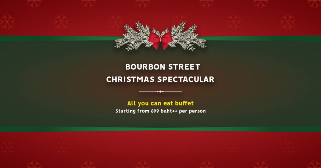 FB AD 1 XMAS BUFFET Announcement